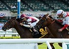 Divisidero, Bolo Meet in Deep Belmont Derby