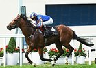 Gleneagles wins the St James's Palace Stakes.