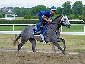Frosted at Belmont June 4, 2015