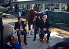 American Pharoah on the Today Show