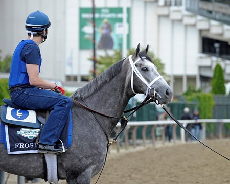 Caption:  Frosted