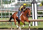 Keen Ice Breezes Half-Mile for Belmont