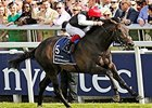 Golden Horn and Frankie Dettori take the Investec Epsom Derby.