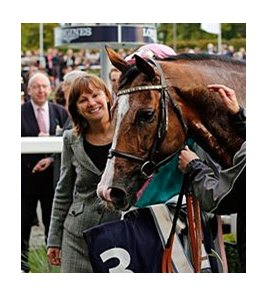 official images first look latest fashion Lady Jane Cecil to Retire From Training - BloodHorse