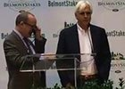 Belmont Post Draw: Bob Baffert