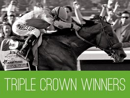 Triple Crown Winners