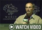 BloodHorseNOW.com writer Lenny Shulman reports each morning from Monmouth Park with the news from the track.
