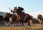 Curalina wins the CCA Oaks.
