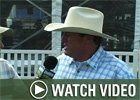 Steve Haskin interviews Larry Jones about the undefeated Juvenile Filly, Proud Spell and Hard Spun's post position for the Classic.