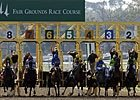 Three Fair Grounds Stakes Purses Cut