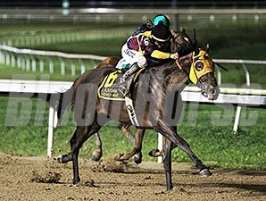Stormdriver takes the Louisiana Legends Classic.