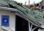 Images from the Churchill Downs' Tornado
