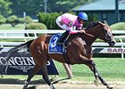 La Verdad wins the Honorable Miss Stakes.