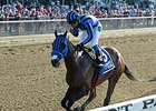 Private Zone All the Way in Belmont Sprint