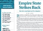 Regional: Empire State Strikes Back