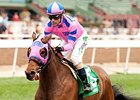 Ashleyluvssugar won the Charles Whittingham Stakes on May 24 at Santa Anita.