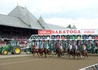Saratoga racing supporters are in a battle with the New York governor