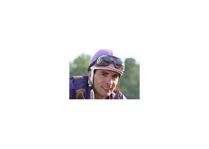 Horacio Karamanos won his fourth Colonial Downs riding title at the Virginia track's recently concluded meet.