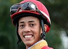 Zayas Suffers Broken Collarbone in Spill