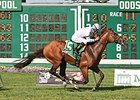 Heart to Heart won the Oceanport Stakes on August 2.