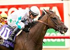 Avanzare Goes Wide to Win Del Mar Mile
