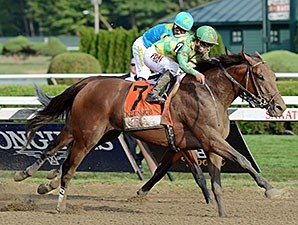 Keen Ice rallies past American Pharoah in the Aug. 29 Travers