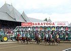 A successful Saratoga meet this year contributed to financial gains for NYRA