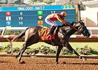 Del Mar Debutante Field Talented and Diverse
