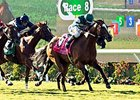 Elektrum won the John C. Mabee at Del Mar Aug. 8.