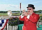 Help Wanted: A Bugler for Saratoga Meet
