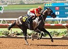 Gimme Da Lute Named 2015 California-Bred HOY