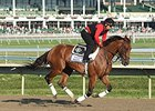 Keen Ice Appears Headed to Travers Stakes