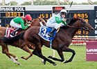 Lucky Speed Gets American St. Leger Win