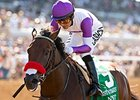 Nyquist Draws Off in Best Pal Stakes