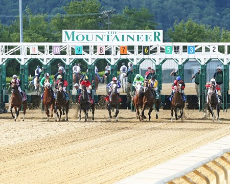 West Virginia Derby at Mountaineer
