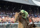 "Keen Ice<br><a target=""blank"" href=""http://photos.bloodhorse.com/AtTheRaces-1/At-the-Races-2015/i-HWsc7TQ"">Order This Photo</a>"