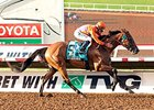 Beholder Blows Away Pacific Classic Foes