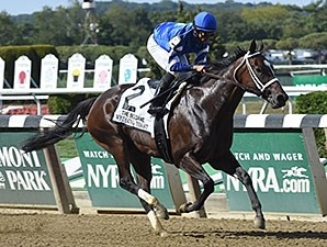 Street Sense mare cruises to a 2 3/4-length score in the Sept. 26 Beldame Stakes