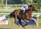 Ralis wins the 2015 Hopeful Stakes (G1)