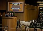 Tapit colt topped 2015 Keeneland September yearling sale