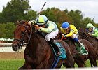 Cage Fighter Claims First Stakes at Parx