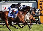 Mourinho, Stratum Star Win at Caulfield
