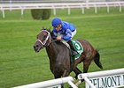 "Sentiero Italia heads a field of nine 3-year-old fillies for the Queen Elizabeth II Challenge Cup.<br><a target=""blank"" href=""http://photos.bloodhorse.com/AtTheRaces-1/At-the-Races-2015/i-CdqBM5F"">Order This Photo</a>"
