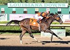 Mobile Bay winning the Sept. 12 Super Derby.