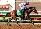 Nyquist Takes Del Mar Futurity Under Wraps