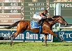 Photo Call won the Rodeo Drive Stakes at Santa Anita Park last fall.