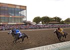September racing at Parx includes Pennsylvania Derby, won last year by Frosted