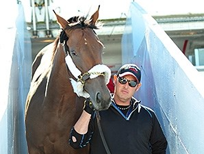Beholder arrives in Lexington Oct. 19.