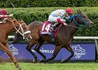 Mongolian Saturday Conquers Turf Sprint