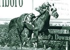 Free Spirit's Joy won the 1991 Super Derby.